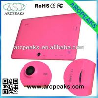 7 inch allwinner a13 tablet pc via arm926