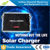 12w14w16w waterproof portable solar panel charger bag for phone laptop