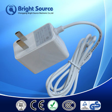 DC Output Type and Plug In Connection Japan ac adapter