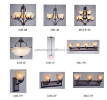 UL cUL approved Original designs factory price Classic wall lamp&Pendant lamp/chandelier
