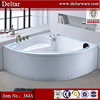 white simple bathtub with water jets 6 pieces, floor size standard bathtubs, custom bathtubs sizes