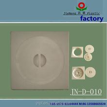 COMPETITIVE PRICE! fence cover plastic,SQUARE PLASTIC PVC FLOOR DRAIN/WASTE /KITCHEN/BALCONY