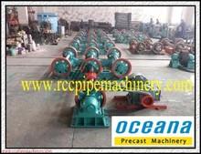 Concrete Pole/ pile/pipe making machine of Centrifugal Spinning type, mesin penarik kawat baja prategang