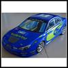 Hot!!!Custom RC Body 1:10 PVC Painted 190mm Width RC Car Body Shell/Bodies 1/10 On-road Drift Touring