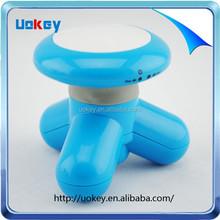 2015 new product popular OEM colorful mini neck back massager