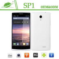 Newest China Mobile 5.5 Inch MTK6582 Quad Core 1G RAM 8G ROM Dual SIM Card OEM Mobile Phone