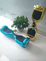 2015 Newest 6.5 inch Blue Metallic color motor scooter for Chrismas Gifts