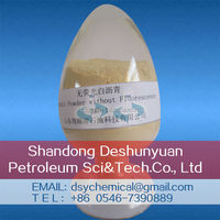 Drilling Fluid&Drilling Mud&Oilfield Chemical -No florescence white asphalt DWF-1