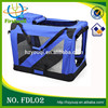 600D Oxford Cloth and Steel Frame Crate Fabric Dog Cage