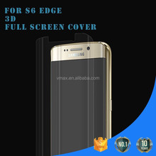 Top quality!100% Full Cover for Samsung Galaxy s6 TPU screen protector