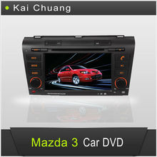 In Dash Car DVD for Mazda 3 with GPS