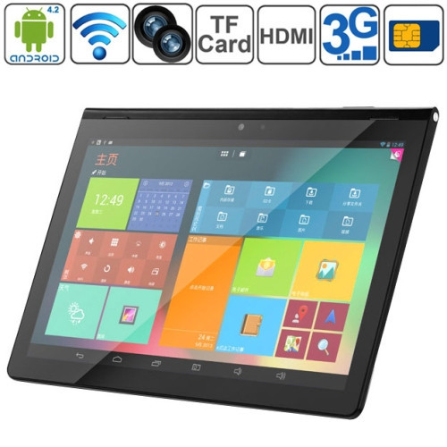 Планшетный ПК 10,1/hd PiPO max/m8hd Android 4.2 Tablet PC 3G Bluetooth 2 32GB RK3188 1.6