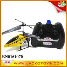 3 Canales RC helicóptero con GIROSCOPIO