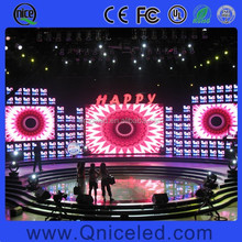 Factory price Concert stage led tv background screen P4 led video wall display screen
