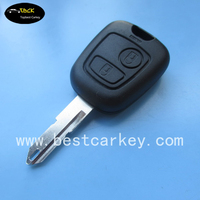 Universal remote control peugeot keys peugeot 206 key with 434 MHz ID46 Chip