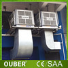 Industrial evaporative air cooling desert cooler roof mounted evaporative air cooler industrial air conditioner cooler