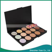Profesional 15 corrector de Color camuflaje maquillaje paleta