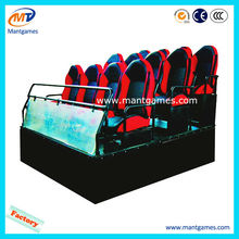 9D cinema price