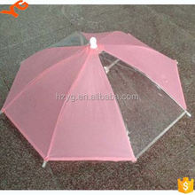 free your hands latest patent invention/hard hat umbrella