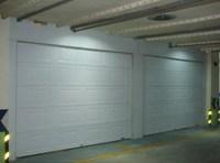 Concrete Door Frames Press Moulding Electric Garage Door