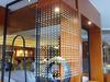 Beautiful K9 hanging crystal bead curtain for door decoration
