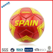Machine Stitched PVC mini foam football