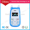 Ibaby location tracking cartoon kids phone with sos,security child cell phone with MP3 player
