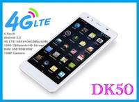shenzhen 5.5 inch android 5.0 os 4g lte cell phone