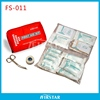 HIgh quality 2014 new medical box auto safety kit roadside car emergency kit