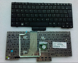 BR layout laptop keyboard for HP 2540P