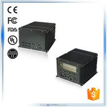 Intel Core2 P8600 Core Duo 2.4G 1*VGA 2*LAN 7*USB 10*COM 2*PCI fanless box pc
