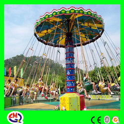 BV,ISO certified flying chair cheap outdoor entertainment equipment