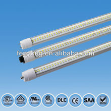 CE&RoHS led tube fluorescent 18W 85~265V AC 4ft natural white