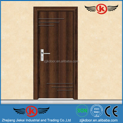 JK-W9043 black walnut interior wooden door supplier