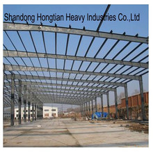Prefabricated light steel structure industrial commercial and residential houses