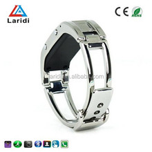 D8 girls stainless steel golden android smart watch smart android watch wrist band with high quality OEM