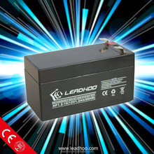 12v1.2ah valve regulated lead acid battery for electric toy power tools flashlight