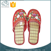 Wholesale high quality elegant latest design slipper sandal