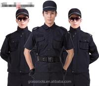 UNIFORM / CUSTOM WORK WEAR / WORKING CLOTHES / WORKWEAR / SECURITY GUARD UNIFORM / SHIRT UNIFORM