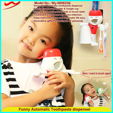 Automatic toothpaste dispenser useful innovative china new product