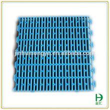 Material de los pp 600*600mm tamaño de la larga vida de plástico cerdo del listón del piso para la venta