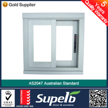 AS2047 Australian superb sliding aluminium window with sub frame