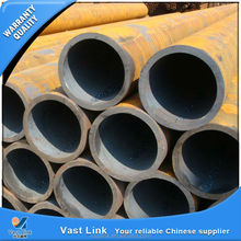 Third party inspected seamless carbon steel pipe sch80 astm a106 made in China