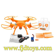 Hot New Products 2015 Syma X8C Big Than X5C 2.4G 4CH 3D Rolling Drone Plane With Gyro 2MP HD Camera And LED Lights