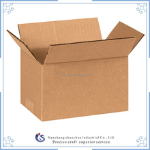 Made in China new product high quality 3/5 ply shipping corrugated box