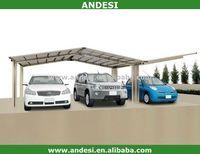 car parking metal carport canopy