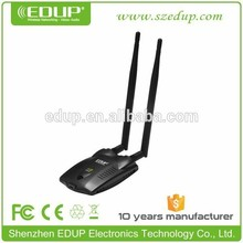 Hot modules 300Mbps ralink network USB interface card antenna high power wireless wifi adapter for laptop EP-MS1532