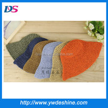 wholesale fashion women straw raffia hat MZ-890