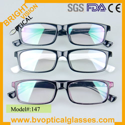 Bright Vision Colorful injection PC optical frames