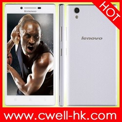 Original Lenovo P70-T 5 inch MTK6732 quad core dual sim 2GB RAM/16GB ROM android smartphone 13.0MP camera